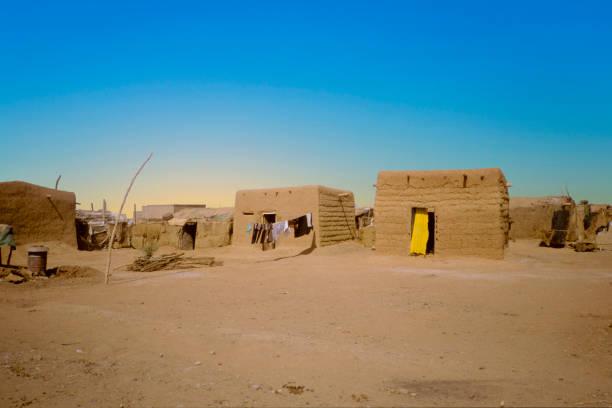Hütte aus Lehm in Omdourman – Foto