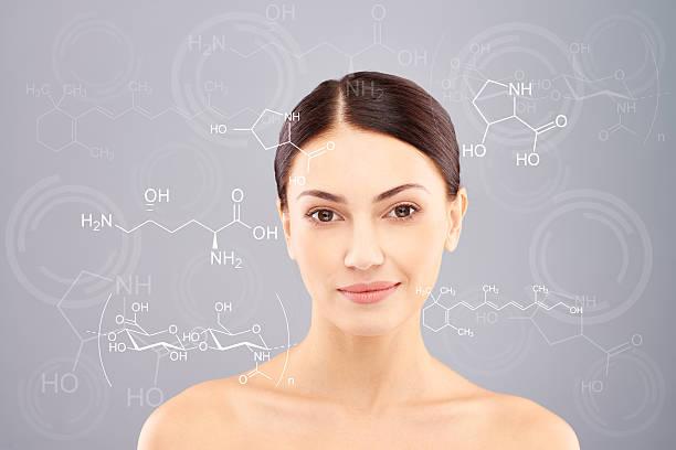hyaluronic ácido - vitamina a fotografías e imágenes de stock