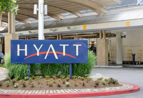 Hyatt, Baltimore, Maryland, – Foto