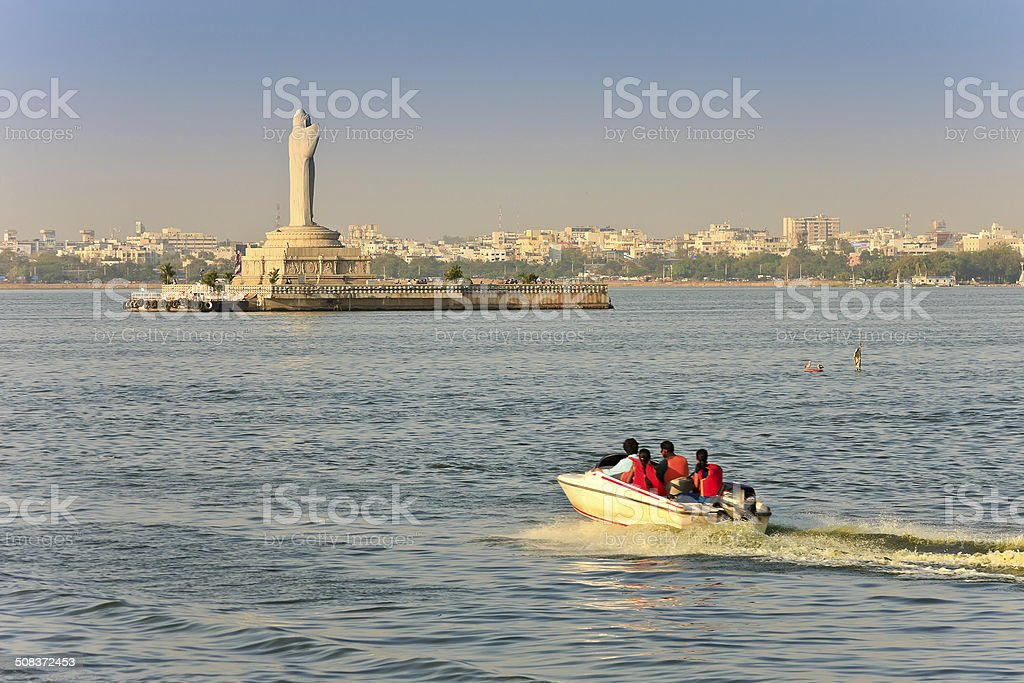 Hyderabad, India stock photo