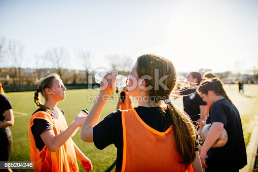 istock Hydration is important! 665204246