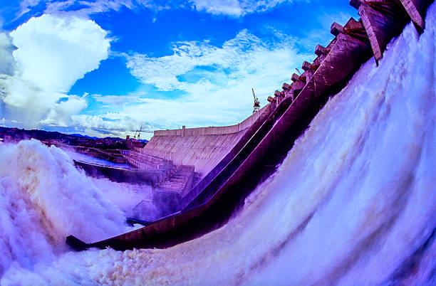 Die Wasserkraft Generetor – Foto
