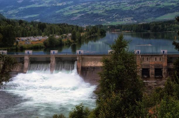 Centrale hydroélectrique - Photo
