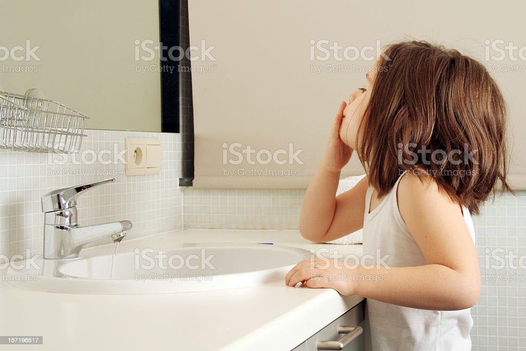 hygiene stock photo
