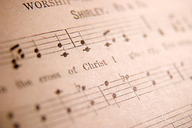 Best Hymnal Stock Photos, Pictures & Royalty-Free Images