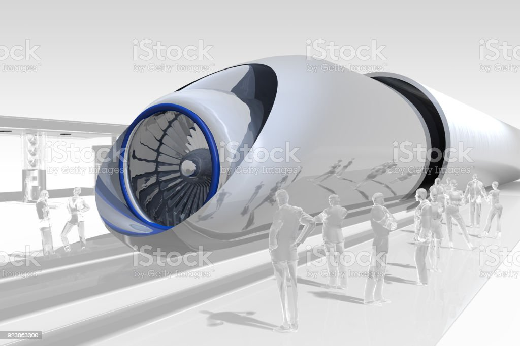 Hyperloop Zug – Foto