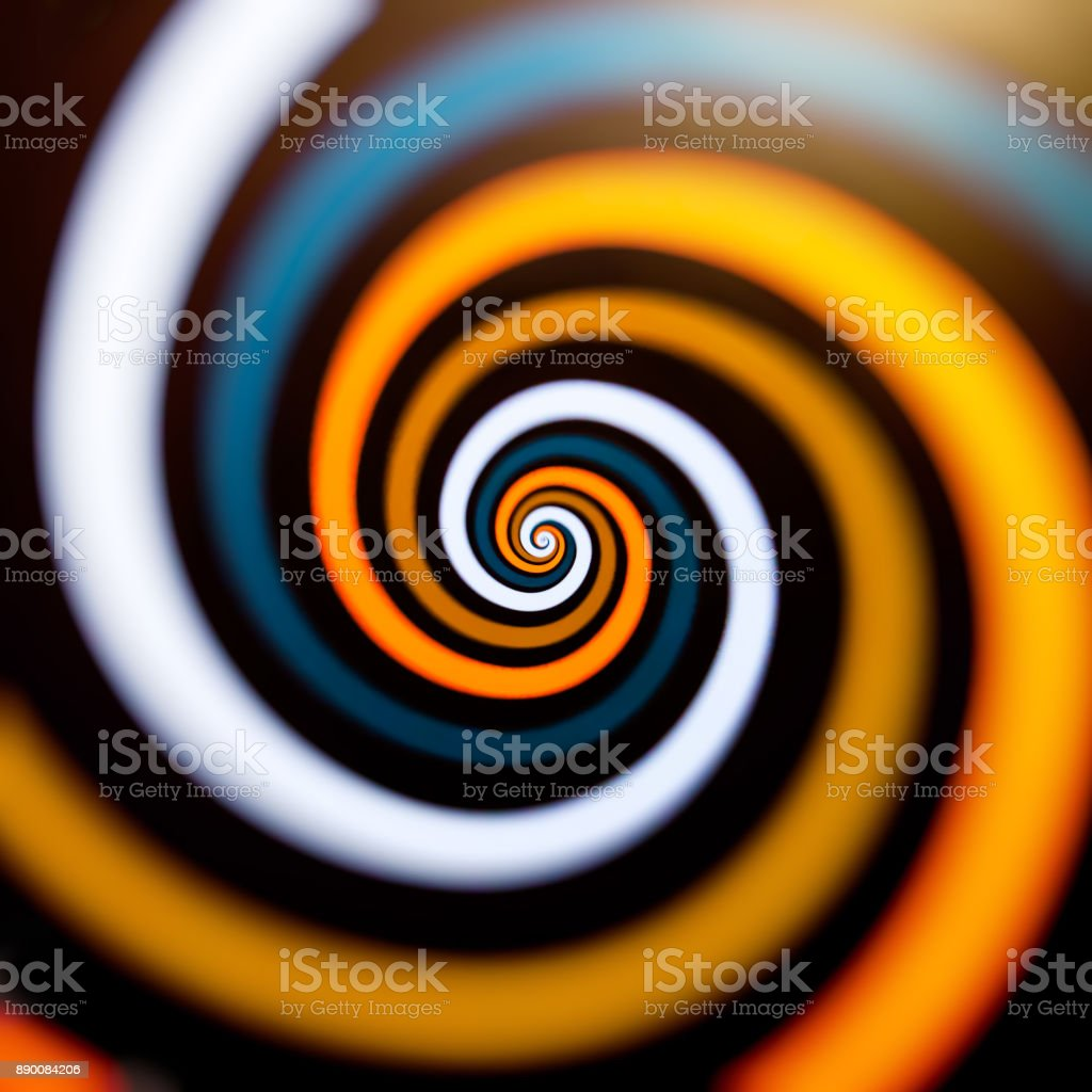 POWERS HYPNODISC, hypnotic disc, Hypno-wheelie stock photo