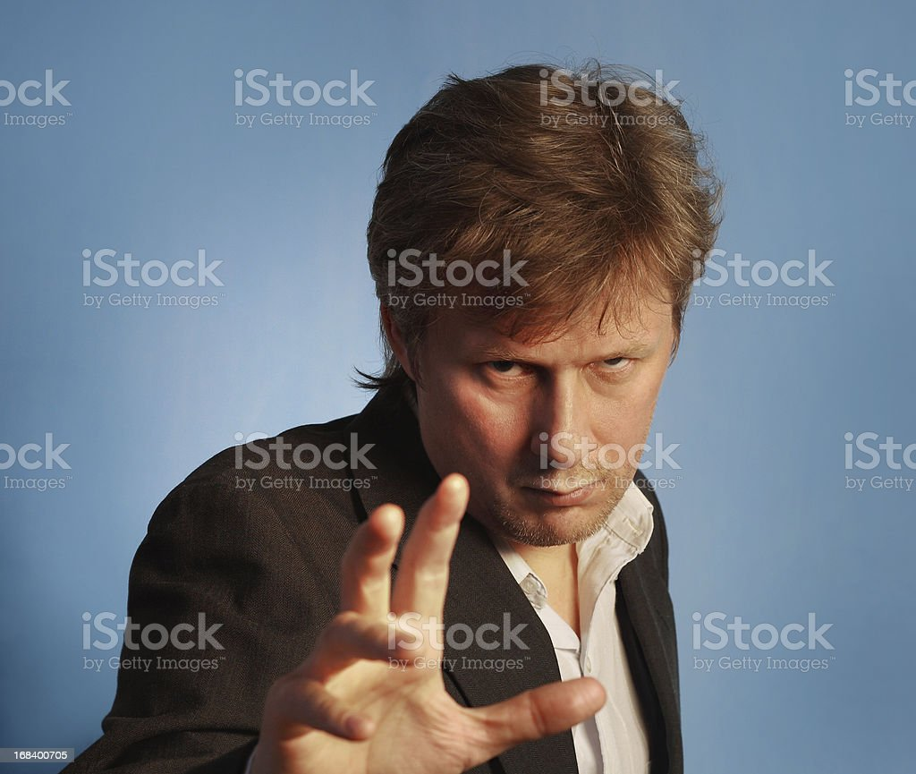 Hypnotic stock photo