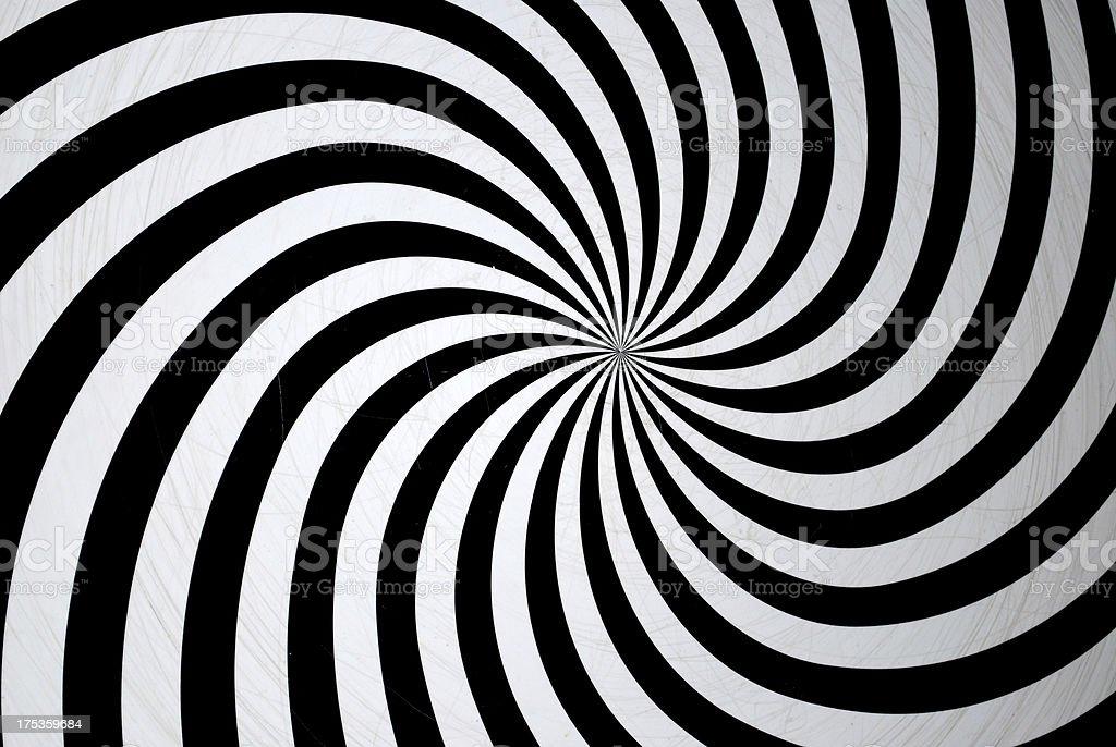 Hypnotize stock photo