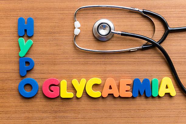 hypoglycaemia - hypoglykämie stock-fotos und bilder