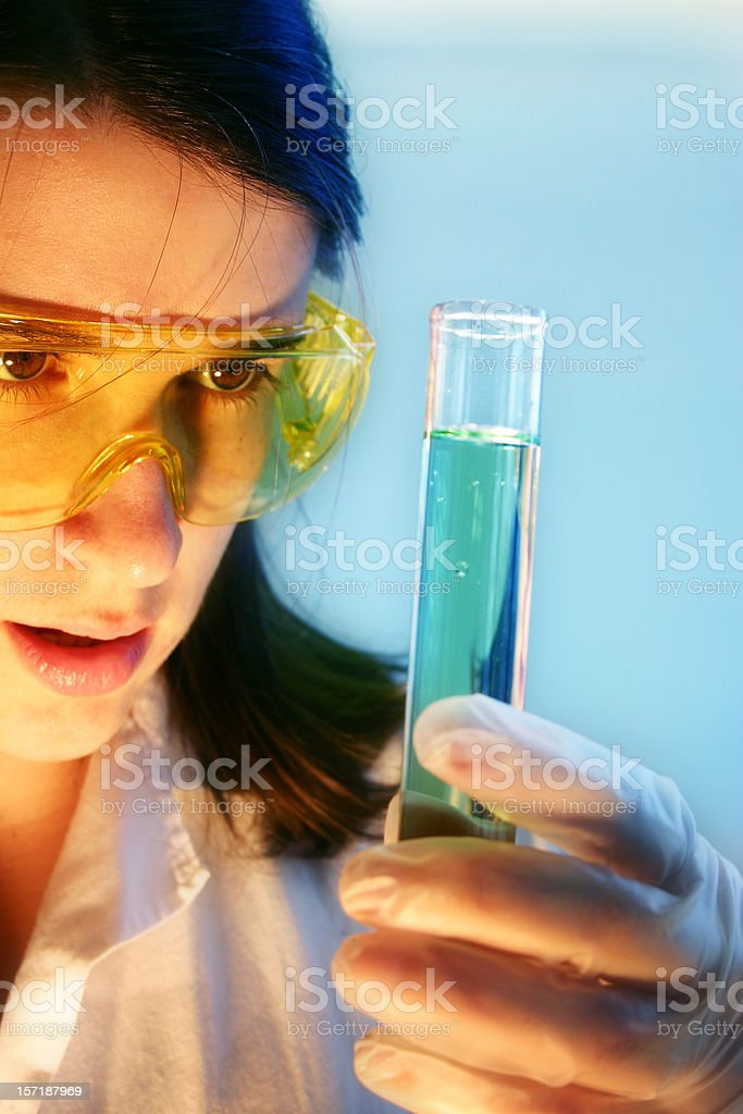 Hypothesis royalty-free stock photo