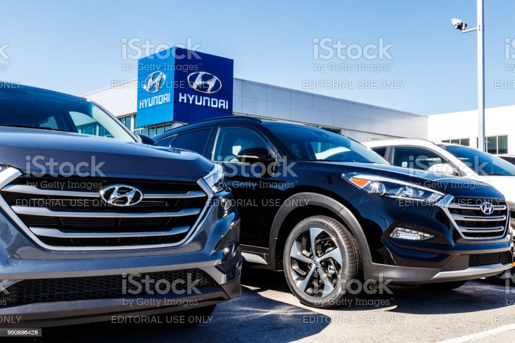 Hyundai Motor Company Dealership. Hyundai is a South Korean Multinational Automotive Manufacturer I