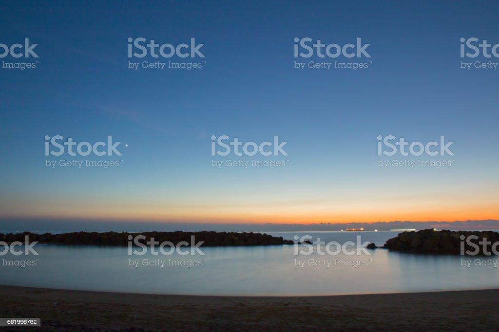 i colori del cielo royalty-free stock photo