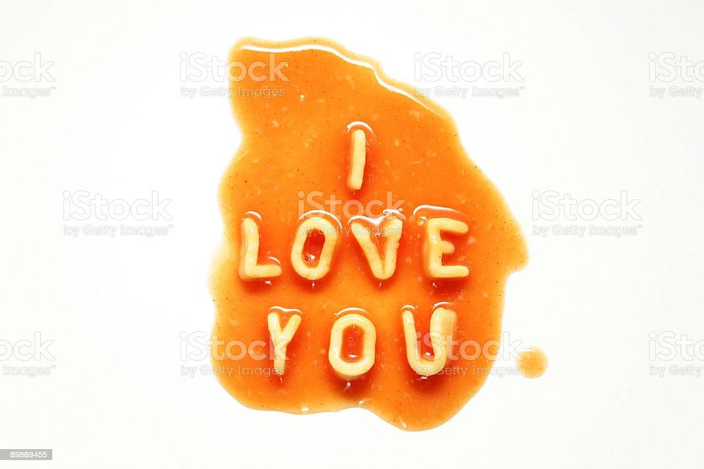 i love you – Foto