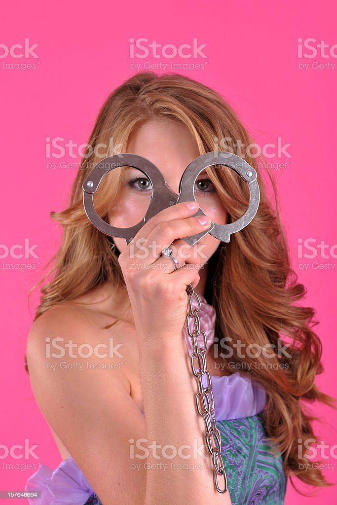 i see you! stock photo