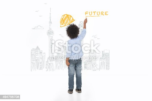 istock i want to become an architect 494758708