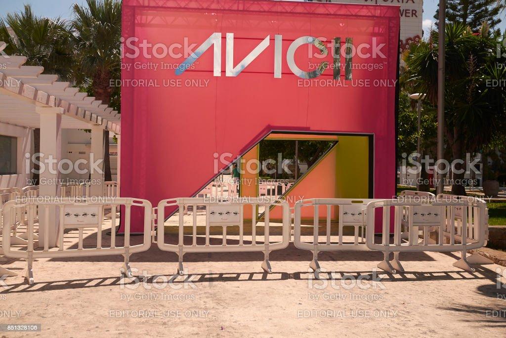 Ibiza, Balearerna, Spanien bildbanksfoto