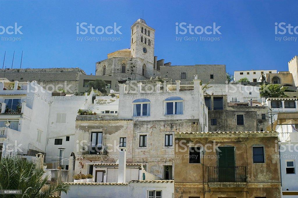 Ibiza royalty-free stock photo