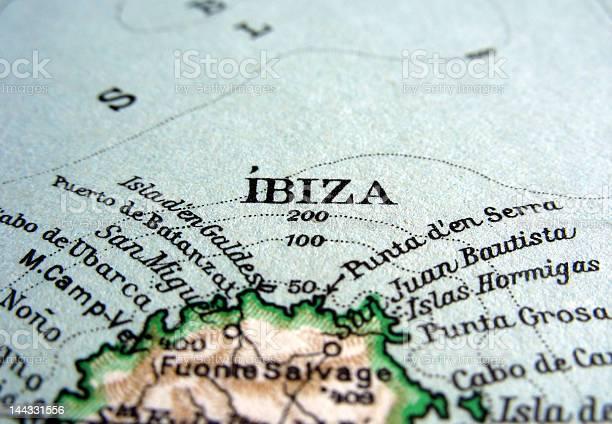 Spagna Ibiza Cartina Geografica.Ibiza Spagna 2 Fotografie Stock E Altre Immagini Di Carta Geografica Istock