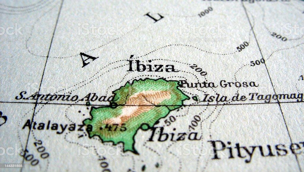 Ibiza, Spain stock photo