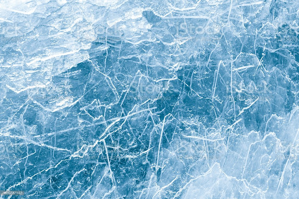 Ice abstraction background, pattern stock photo
