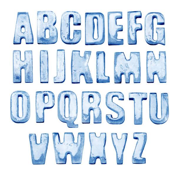 Ice alphabet isolated on white real photos of frozen letters picture id948833698?b=1&k=6&m=948833698&s=612x612&w=0&h=uxmwcksu5twqxatakcvexx3hyekdfew0zafrbqwrqz8=