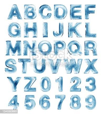istock ice alphabet 134060893