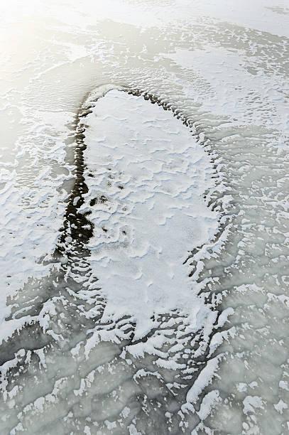 ice and snow - isvak bildbanksfoton och bilder