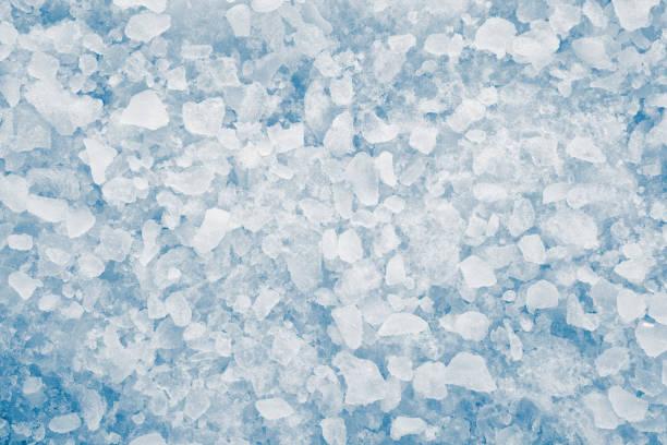 얼음 배경 - 얼음 조각 뉴스 사진 이미지