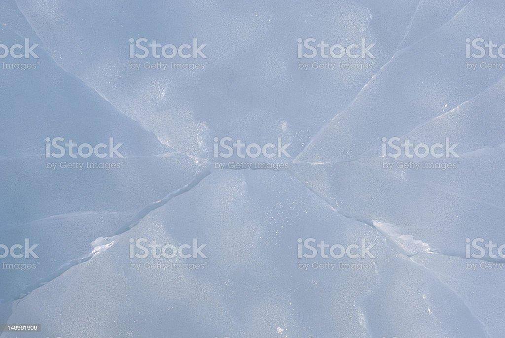 Ice background royalty-free stock photo