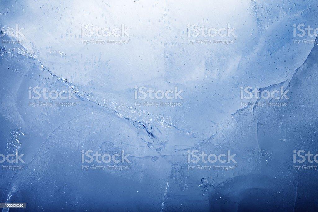 Ice Background stock photo