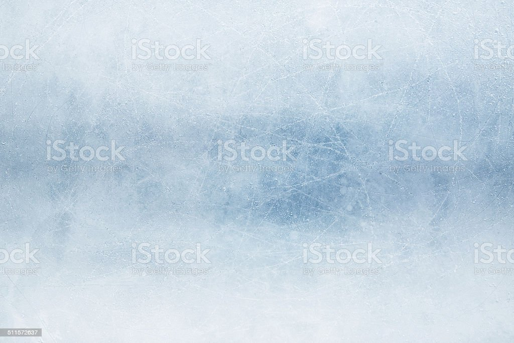 ice background ice background with marks from skating and hockey. Excellent, and so useful. Abstract Stock Photo