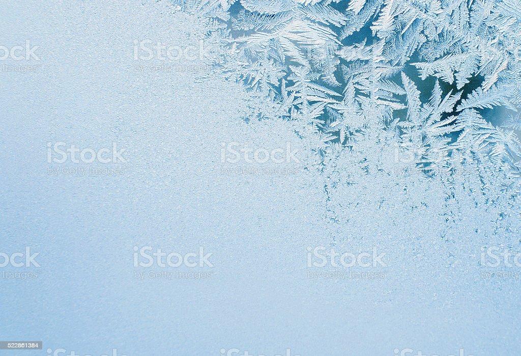 Fondo de hielo - foto de stock