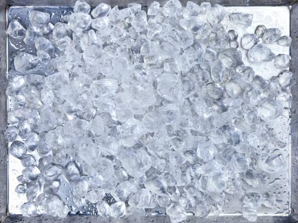빙판 배경기술  - 얼음 조각 뉴스 사진 이미지