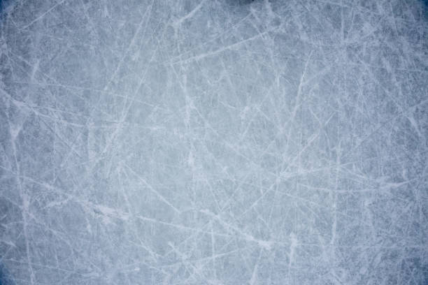 ice background - hockey foto e immagini stock