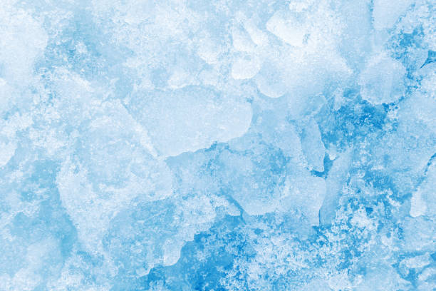 Ice Background Full frame image of ice. ice stock pictures, royalty-free photos & images