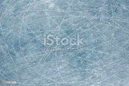 166319867 istock photo ice background with skate marks 172481303