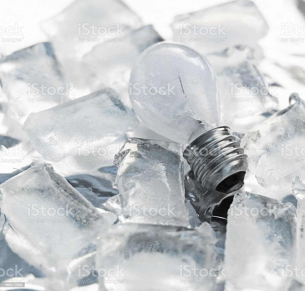 ice bulb stock photo more pictures of alternative energy istock