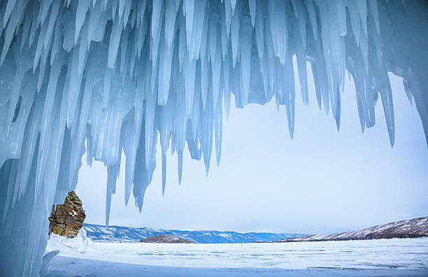 Ice-Höhle  – Foto