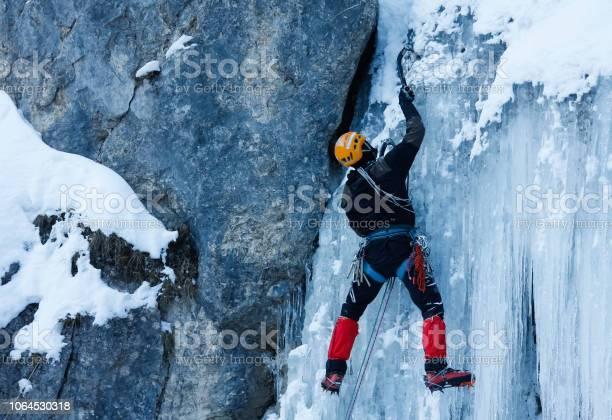 Photo of Ice Climbing