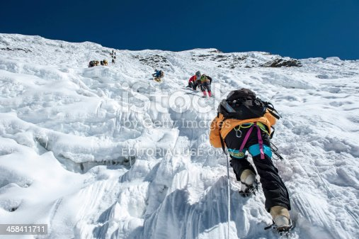 istock Ice climbing 458411711
