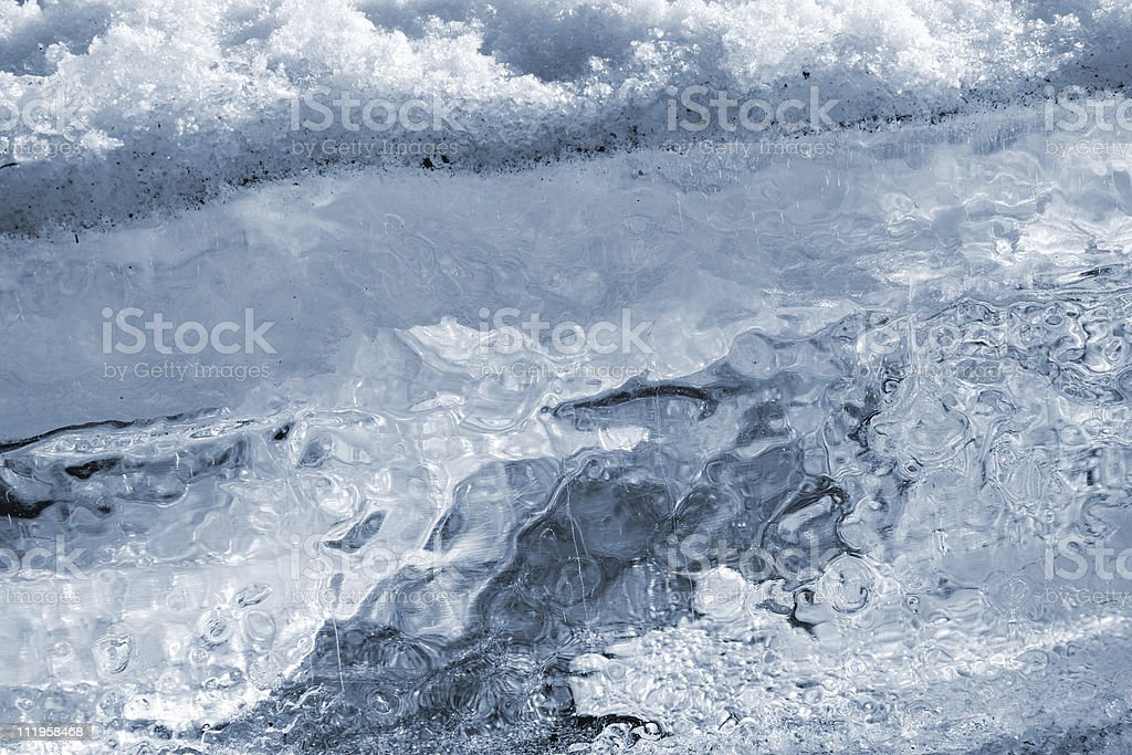 ice close up royalty-free stock photo
