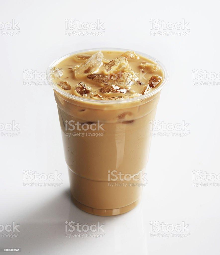 Ice Coffee royalty-free stock photo