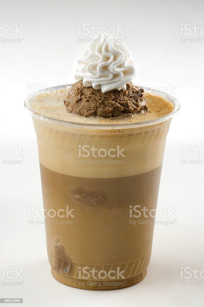 빙판 커피 royalty-free 스톡 사진