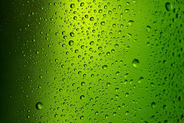 Eiskaltes Bier in der Flasche – Foto