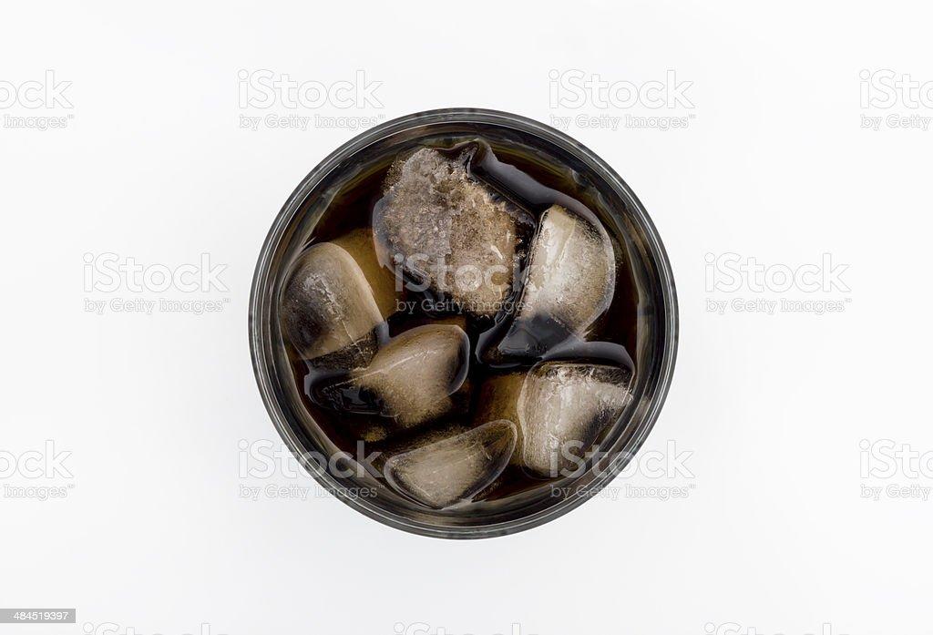 ice cold beverage stock photo