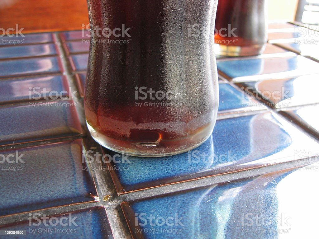 Ice cold cola 2 royalty-free stock photo