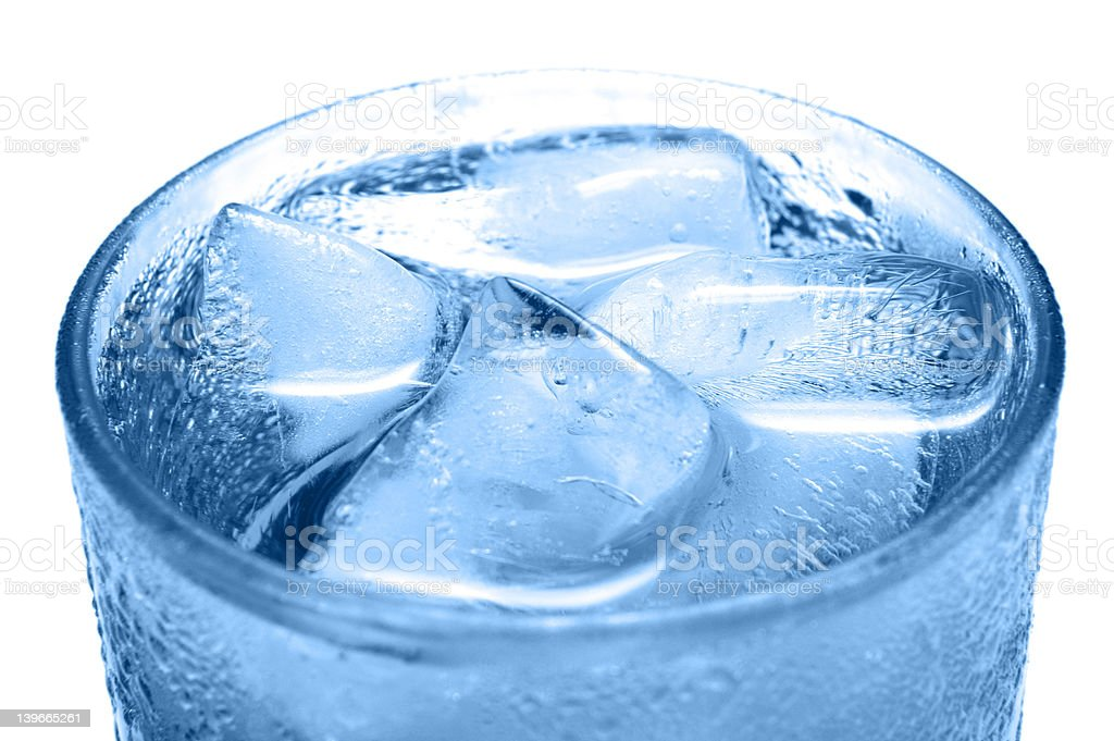 Ice Cold Drink royalty-free stock photo
