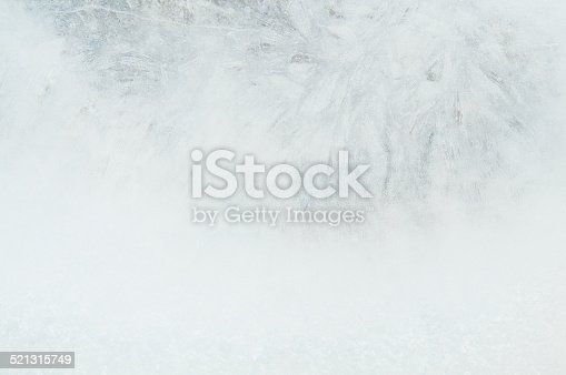 istock Ice cracked surface. 521315749
