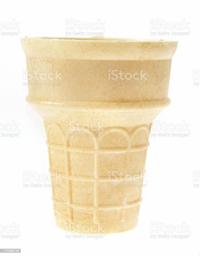 Ice Cream Cone royalty-free stock photo